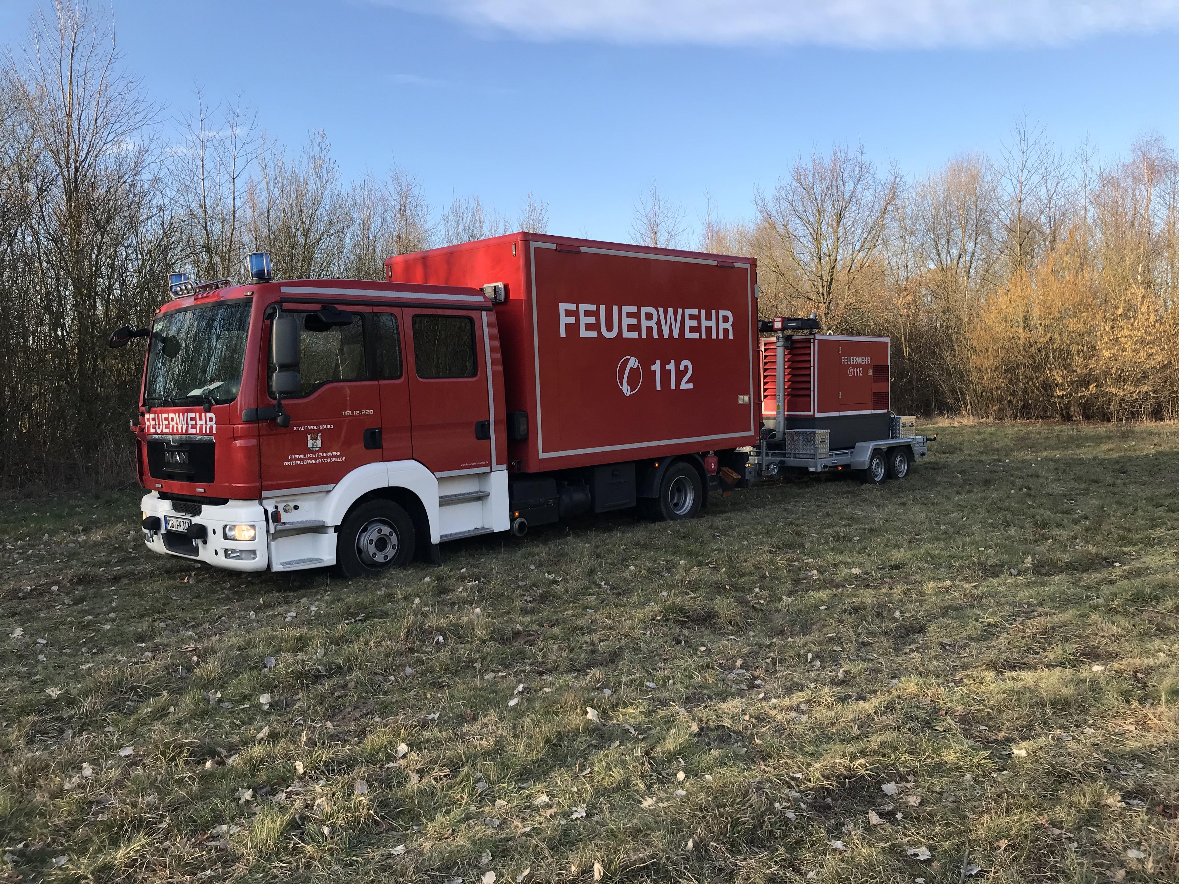 GW-L – Freiwillige Feuerwehr Vorsfelde